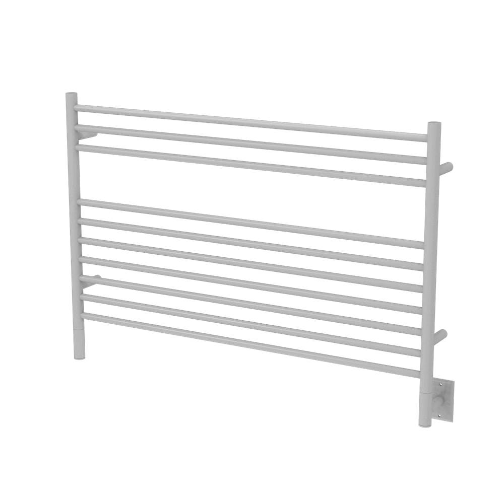 Amba Products Amba Jeeves 39-1/2-Inch x 27-Inch Straight Towel Warmer, White