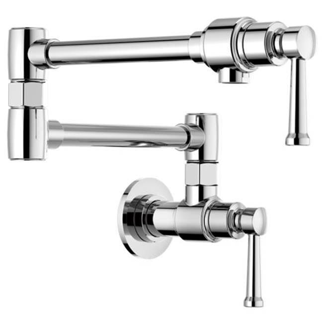 Brizo Artesso: Artesso Wall Mount Pot Filler