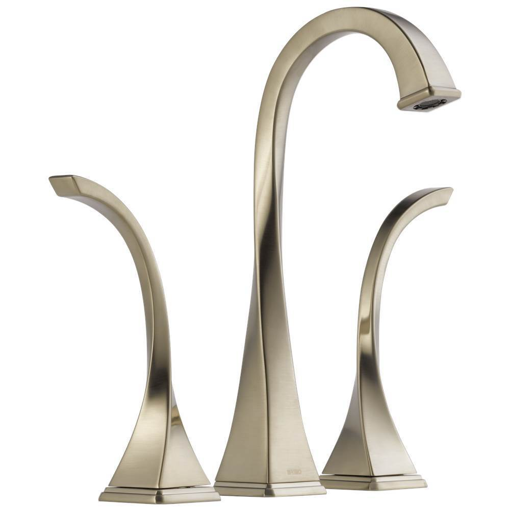 Brizo Virage: Two Handle Widespread Vessel Lavatory Faucet