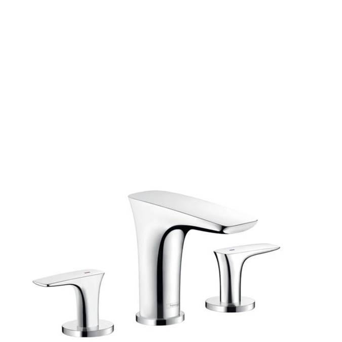 Hansgrohe Puravida Widespread Faucet 110, 1.2 Gpm In Chrome