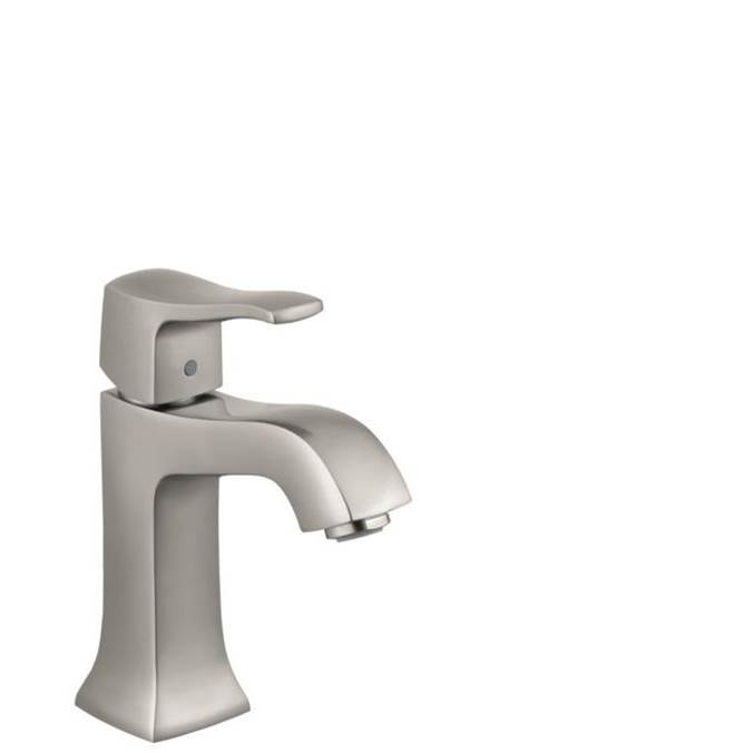 Hansgrohe Metris C Single-Hole Faucet 100, 1.2 Gpm In Brushed Nickel