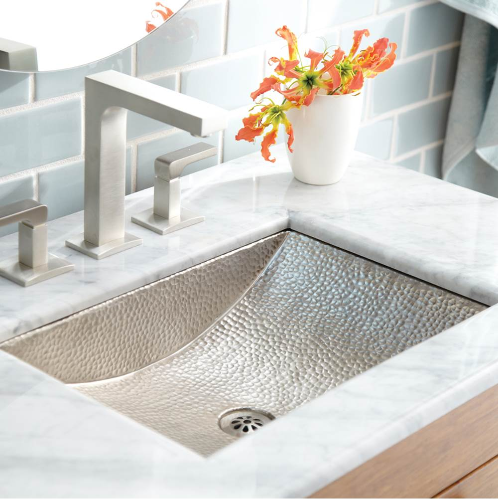 Native Trails Avila Bathroom Sink in Brushed Nickel