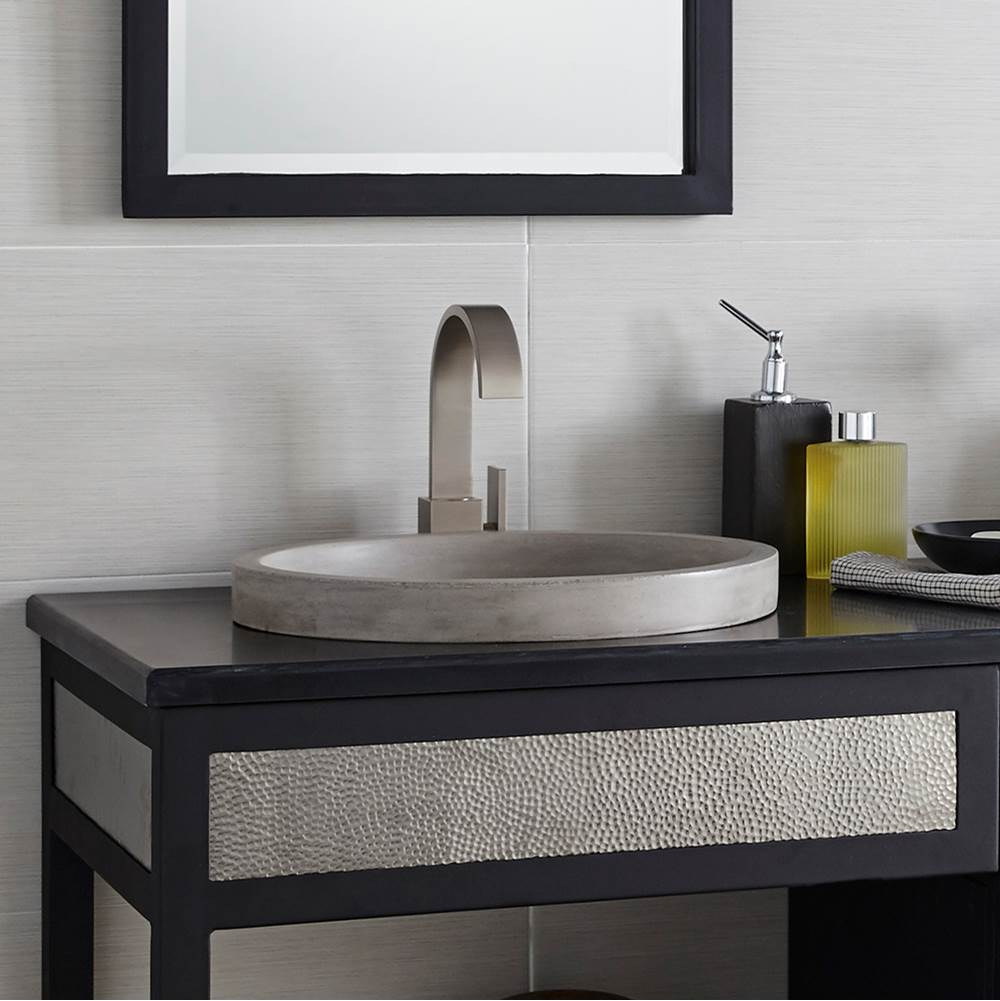 Native Trails Tolosa Bathroom Sink in Ash