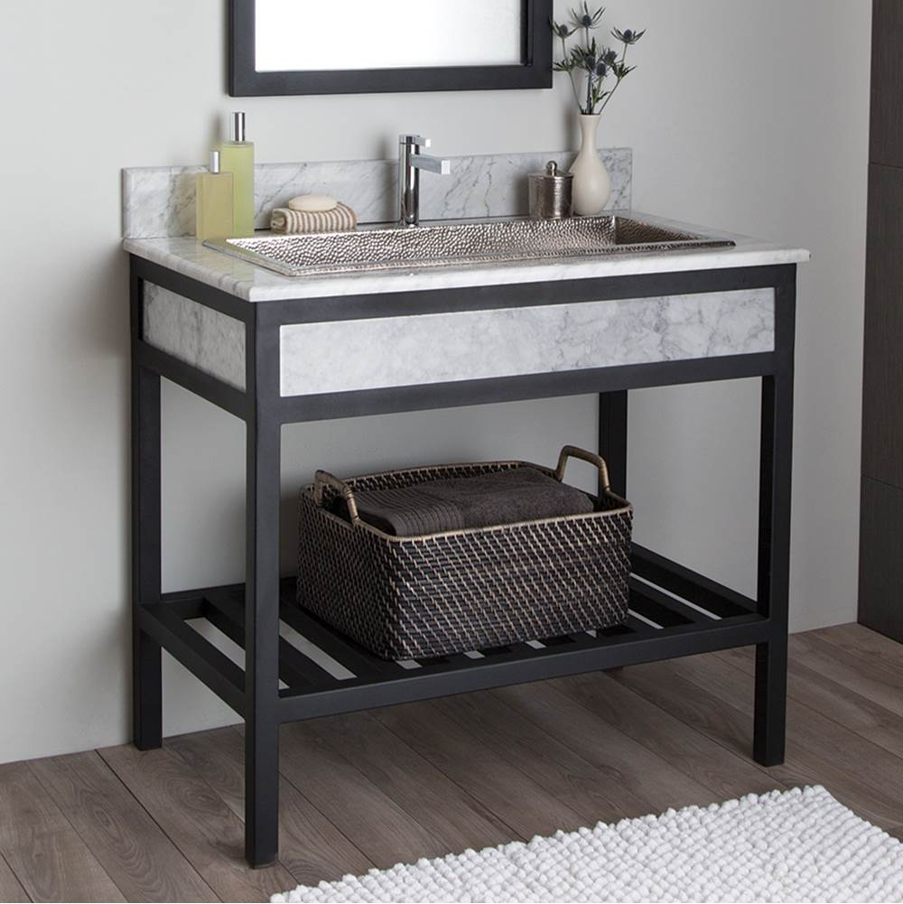 Native Trails 36'' Cuzco Vanity Base in Carrara