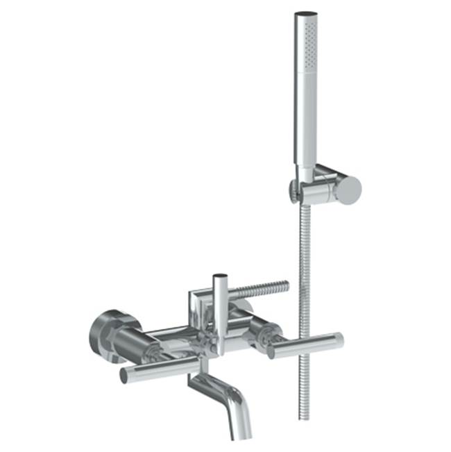 Wall Mounted Bathroom Sink Faucets