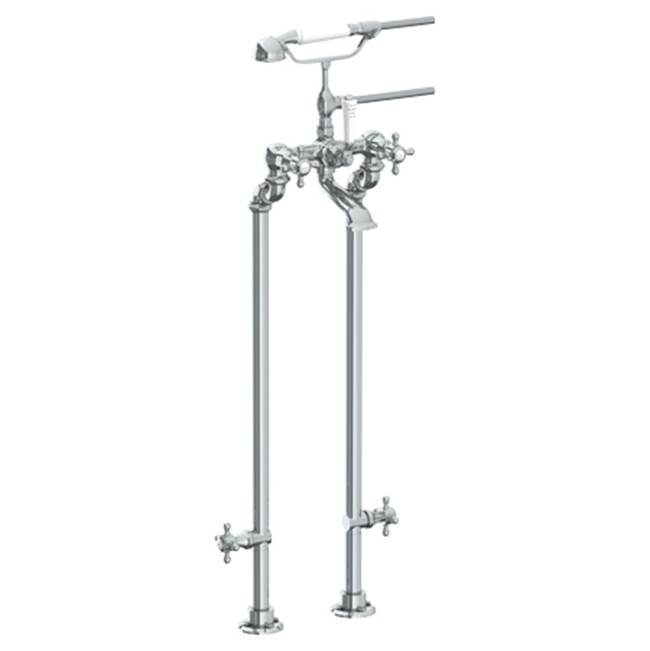 Floor Mount Tub Fillers
