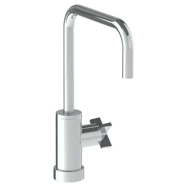 Watermark Deck Mounted 1 Hole Square Top Kitchen Faucet